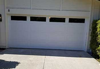 New Garage Door Installation | Kingsgate | Woodinville, WA
